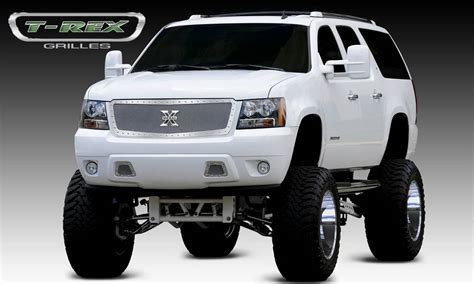 t rex chevrolet avalanche x metal series studded