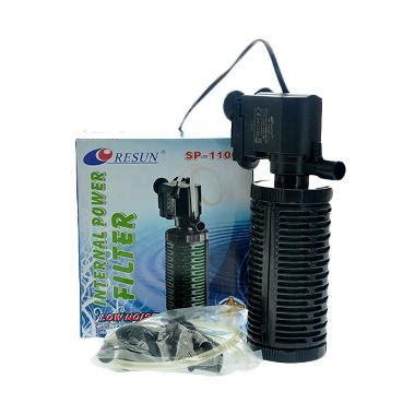 Jual Pompa Filter Aquarium jual jirifarm hidroponik 09282 resun sp 1100l pompa