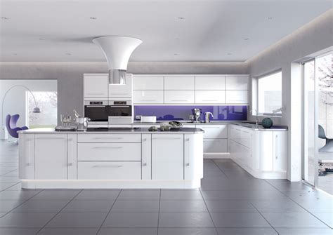 white gloss slab kitchen doors white high gloss slab kitchen units slab style white