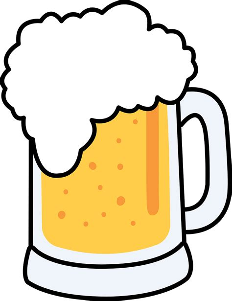 cartoon beer free to use public domain beer clip art