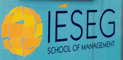 Ieseg School Of Management Mba by International I 201 Seg