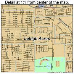 lehigh acres florida map 1239925