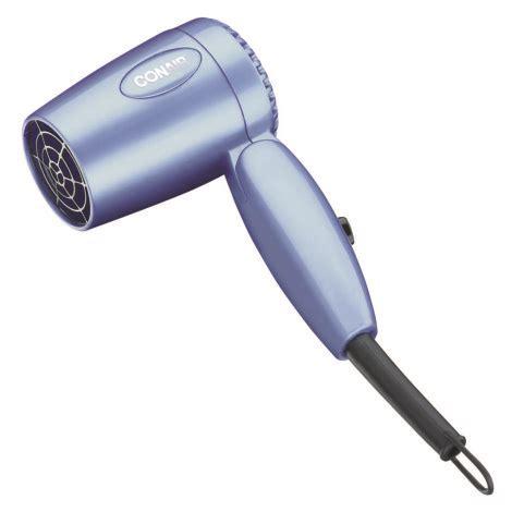Mini Folding Hair Dryer conair 1600w mini turbo folding hair dryer by conair at mills fleet farm