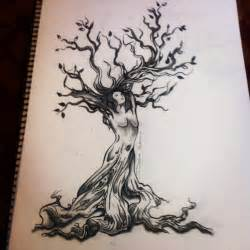 tiger tree tattoo ideas design idea for men and women