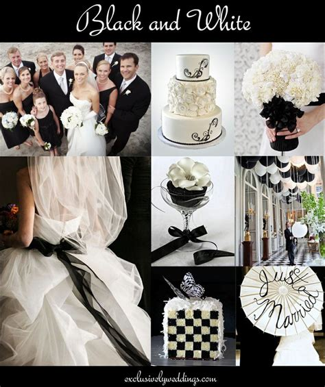 117 best images about black and white wedding ideas