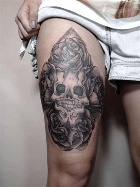 thigh tattoos for men thigh designs ideas and meaning tattoos for you