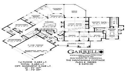 mountain home floor plans rustic luxury mountain house plans nantahala cottage house