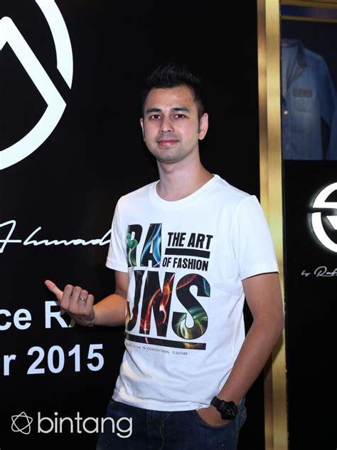 Harga Kaos Merk Raffi Ahmad buka line fesyen raffi ahmad bosan jadi brand ambassador