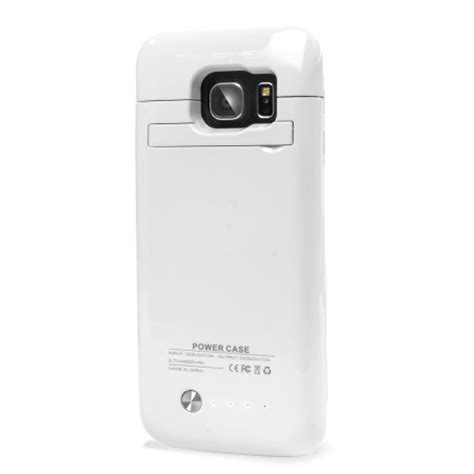 Power Bank Samsung Galaxy S Edge samsung galaxy s6 edge power bank 4 200mah white