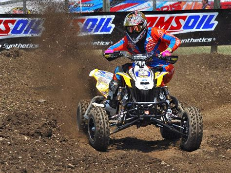 ama motocross racing itp and josh creamer parnter for 2013 national atv mx