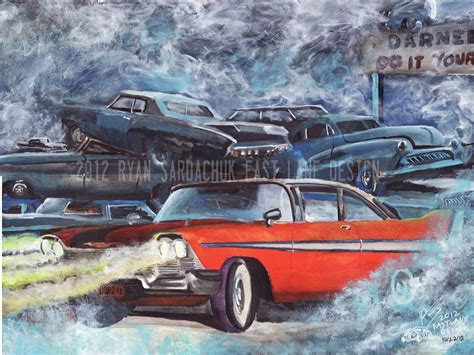 painting plymouth pin 1958 plymouth fury christine car pictures on