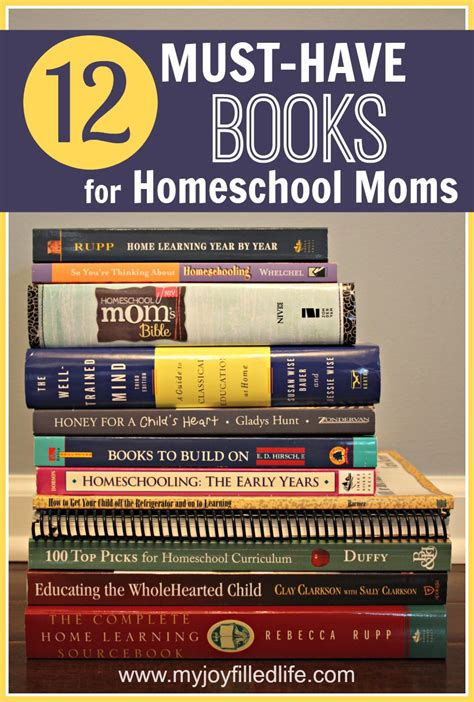 home schooling books home review