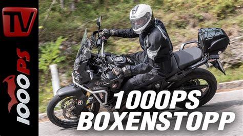 Honda Motorrad Presse by Pressestimmen Crf1000l Africa Twin Adventure