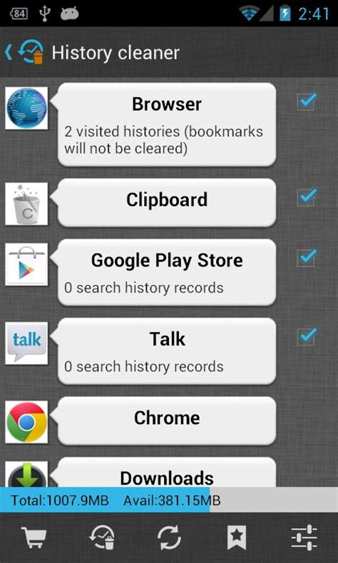 history cleaner for android 1tap cleaner cache history android apps on play