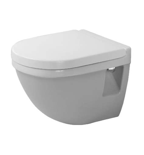 Duravit Toilet Seats Uk by Duravit Starck 3 Wall Mounted Compact Toilet With Seat 360mm