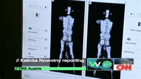 port security scan airport security scans what would your doctor do cnn