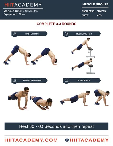 push up up hiit academy hiit workouts hiit