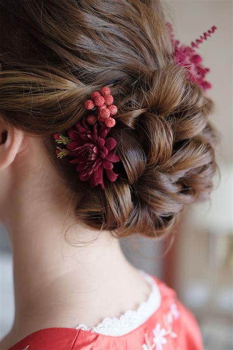 19 hairstyles for your qun gua hong kong wedding