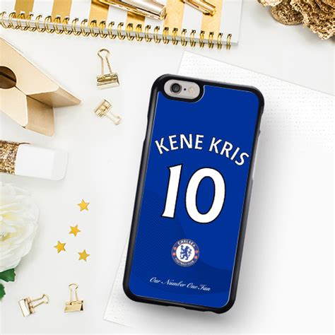 Chelsea Your Name Number Samsung Galaxy S5 Custom personalised chelsea fan phone greetings world