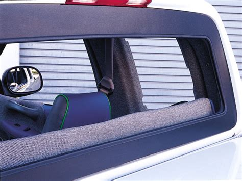 removable rear truck window best free home design