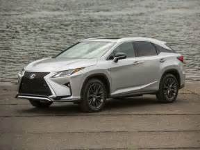 2017 Lexus Rx 2017 Lexus Rx 450h Pictures Including Interior And