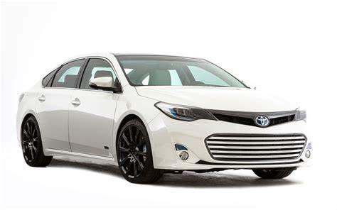 White Toyota 2014 Toyota Avalon White Top Auto Magazine