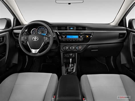 the gallery for gt toyota corolla 2015 interior