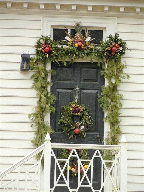 williamsburg christmas decorating ideas decorating with fruit colonial williamsburg style blue and white home