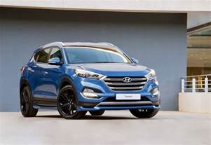 hyundai tucson sport has kit pipes and 204 hp 1