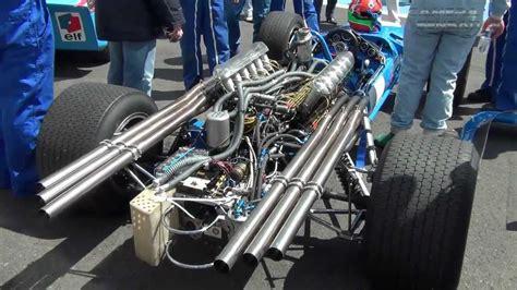 formula 3 engine matra f1 ms11 v12 great sound classic days youtube