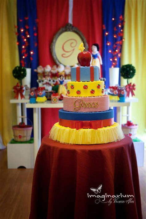 Snow White Decorations by Kara S Ideas Disney Princess Snow White 4th