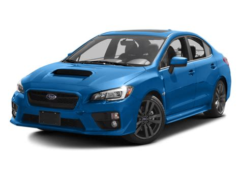 new 2016 subaru wrx prices nadaguides