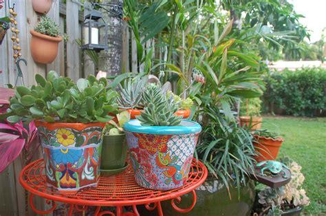 Mexican Garden Ideas Garden Tour 13 Ideas To Make The Most Of Your Patio