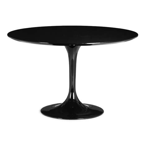 Black Dining Table by Wilco Dining Table Black