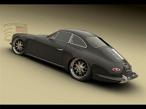retro porsche custom retro car designs we would love to see resurrected