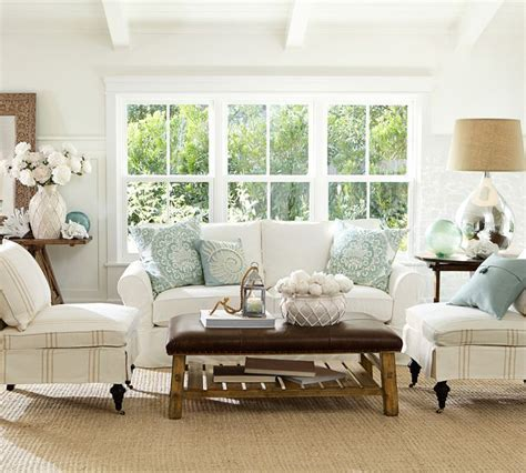 potterybarn living room pin by jen migonis migonis home blog on living room