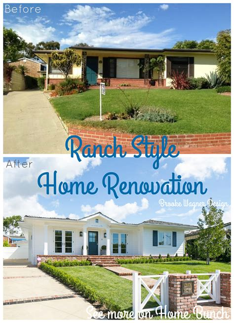 ranch renovation ranch style home renovations home design