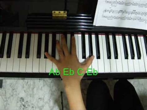 kiss piano tutorial uploaded by pianolesson123