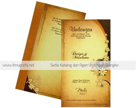 Blangko Undangan Maliq 22 Harga Murah katalog undangan maliq paket blangko maliq