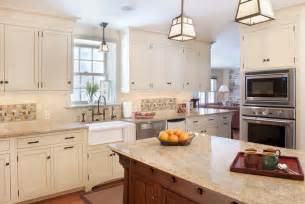 White Kitchen Cabinet Styles by Delorme Designs White Craftsman Style Kitchens