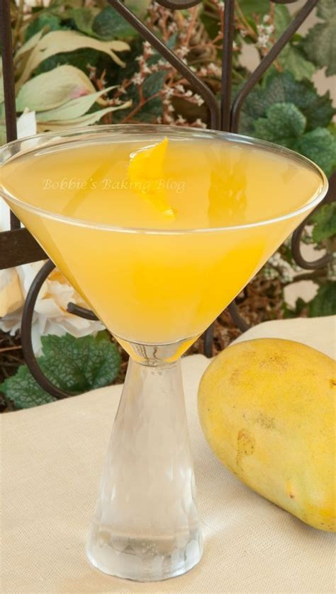mango martini best 25 mango martini ideas on