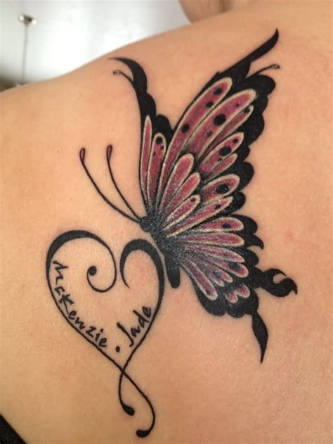 heart back tattoo designs 16 awesome images and designs for and