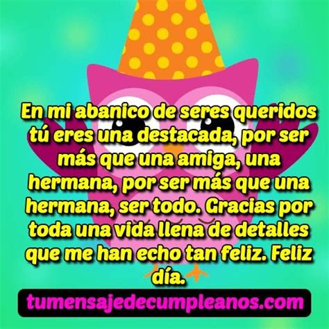 imagenes de mensajes de cumpleaños para una amiga frases y mensajes de feliz cumplea 241 os para una amiga o amigo