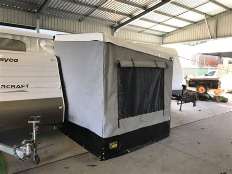 Roll Out Awning For Pop Top Caravan by Caravan Annexes 171 Coffs Canvas