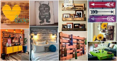 decoracion con palets de madera muebles con palets de madera tendencias 2018 decorar hogar