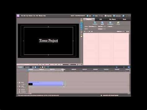 how to add a textbox in adobe premiere pro gallery how adding a title text box in adobe premiere elements 9 youtube