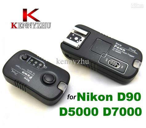 Kamera Nikon D90 2017 2017 pixel wireless flash trigger for nikon d90
