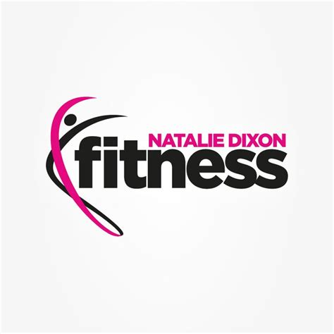 natalie dixon fitness logo design bodyweight fitness