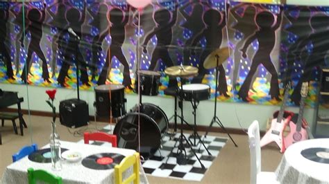 Music Themed | think create explore a musical theme birthday party