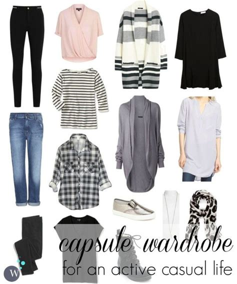 Casual Wardrobe Essentials by 25 Best Ideas About Capsule Wardrobe Casual On